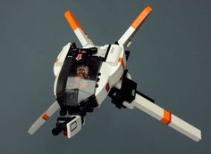 Veiltail_Angel by Aaron Williams. (par m_o_n_k_e_y) More lego here.