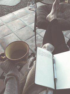 A good book and a cup of coffee = relax Pause, Simple Pleasures, Life Is Beautiful, No Time For Me, Just In Case, Life Is Good, Relax, In This Moment, Let It Be