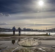 Sunny Seattle winter day | The Seattle Times