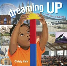 Sprout's Bookshelf: Multicultural Children's Book Day - Review of Dreaming Up!