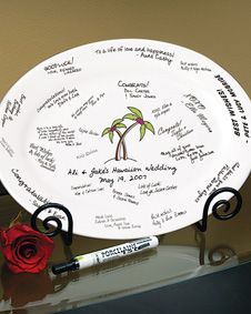 Palm Tree Platter. http://www.bluerainbowdesign.com/WeddingFavorProduct.aspx?ProductID=PR0317111749990aUBFIr482KpBRD99830=WEDDI=GROUP=WDISH