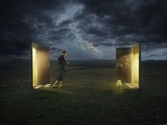 Surreal Creative Photo Manipulations by Erik Johansson, http://itcolossal.com/erik-johansson-photo-manipulations/