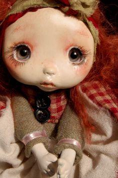OOAKZilda art doll by ppinkydollsart on Etsy