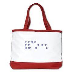 No Further Questions Shoulder Bag