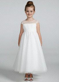 27 best flower girl dresses images on pinterest bridesmaid dress delicate and sweet this cap sleeve tulle dress is the perfect option for any flower mightylinksfo