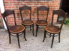 Original Mundus chairs