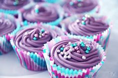 Yummy looking cupcakes