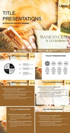 money usa powerpoint template. money usa template suitable for, Powerpoint templates