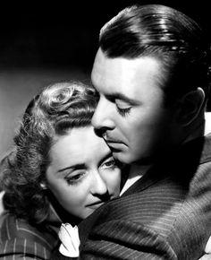 "Bette Davis, George Brent in ""Dark Victory"" (1939)"