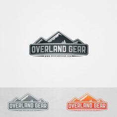 Overland Gear logo by theculturedsquirrel