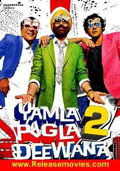 Yamla Pagla Deewana 2011 Movie Download Free | Watch Online Yamla Pagla Deewana 2011 movie