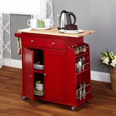TMS Furniture 23800 Sonoma Kitchen Cart