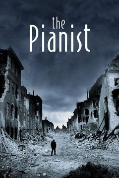 The Pianist movie poster - #poster, #bestposter, #fullhd, #fullmovie, #hdvix, #movie720pThe true story of pianist Wladyslaw Szpilman's experiences in Warsaw during the Nazi occupation. When the Jews of the city find themselves forced into a ghetto, Szpilman finds work playing in a café; and when his family is deported in 1942, he stays behind, works for a while as a laborer, and eventually goes into hiding in the ruins of the war-torn city.