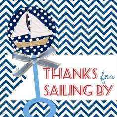 nautical baby shower stickers, nautical party favor stickers, ships ahoy its a boy stickers!