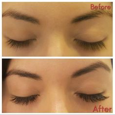 We are in LOVE! Schedule a Diamond Set and have lashes for days!