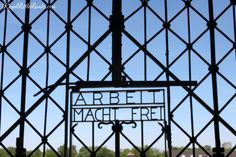 It was a humbling experience for our family visiting Dachau to learn about WWII history.