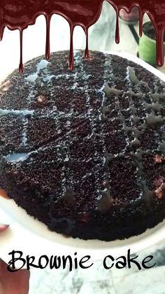 Cake Recipes At Home, Easy Cake Recipes, Sweet Recipes, Snack Recipes, Dessert Recipes, Chocolate Dishes, Chocolate Cake Recipe Easy, Easy Samosa Recipes, Tastemade Recipes