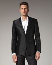 N1FCU Versace Collection Jacquard Evening Jacket - hotness