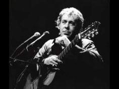 Paco Ibañez canta La mala reputación de G. Brassens