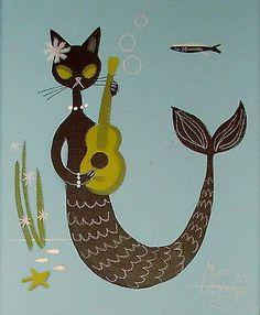 El Gato Gomez. My Kitty Katz board promotes cultural diversity!