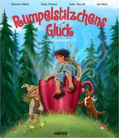 Büchereckerl: Rumpelstilzchens Glück - Kindermusical mit CD