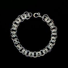 Bracelet Sterling Silver by WvWorks, $92.95