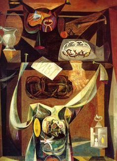 Arte Colombiano: Alejandro Obregón, fuerza pictórica de Colombia