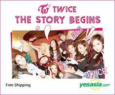 #TWICE Mini Album Vol. 1 - The Story Begins