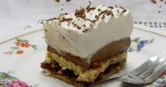 Ezt a sütit kb. 1 évvel ezelőtt ettem először, egy barátnőm kínált meg vele. Nálam ez lett a leg-leg-leg a sütik között. Mégis nehezen... Hungarian Recipes, Evo, Tiramisu, Cake, Ethnic Recipes, Kuchen, Kids, Pastel, Cakes