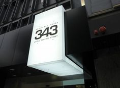 Architectural and Environmental Signage by Premier Graphics   Zoom #lightbox: