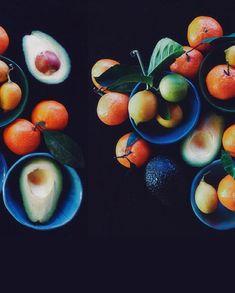 Fruits of California