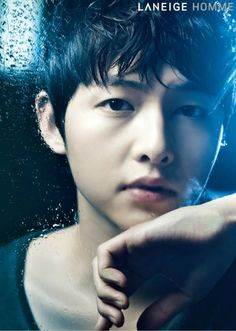 Song Joong Ki 송중기 for Laneige Homme