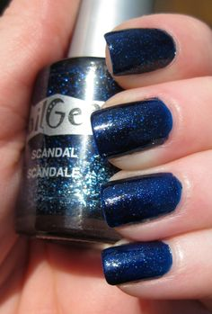 Bonne Bell Nail Gear Scandal  (My favorite nail polish when I was in my teens, I wish they still made it!)