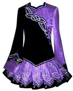irish dance dress fitted - Google Search