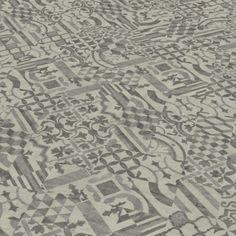 Dalle PVC clipsable imitation carreaux de ciment | Tarkett Starfloor ...