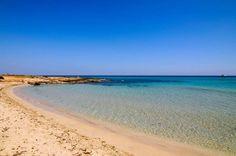 Spiaggia di San Lorenzo, Noto. Sicilia