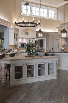 Lovely 30 Stunning Kitchen Designs