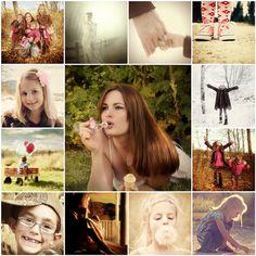 nice collage...touching.