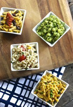 Mac and Cheese - 4 ways. Organic Toddler Meals. Baby food recipes. #organicbabyfood #organictoddler #babyfood babyfoode.com