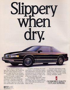 1988 Oldsmobile Cutlass Supreme Coupe - Productioncars.com