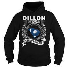 Dillon, South Carolina - Its Where My Story Begins