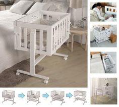 Productos y servicios - Productos - Muebles para Bebé - Minicuna Cododo - Babymundo & Kids - Muebles y cunas para bebé