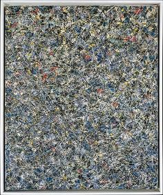 Lee Krasner - Untitled, 1948.  Art Experience NYC  www.artexperiencenyc.com