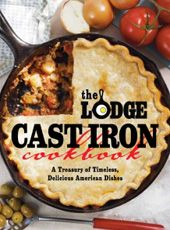 Cookbook Giveaway: The Lodge Cast Iron Cookbook | Devour The Blog: Cooking Channel's Recipe and Food Blog