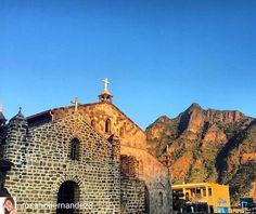 http://OkAtitlan.com  @rosariohernandez8: Church in San Juan la Laguna and Rostro Maya (Mayan Face) hill - #Lake #Atitlan #Guatemala #ILoveAtitlan #AmoAtitlan #travel #CentralAmerica #Solola #LakeAtitlan #OkAtitlan
