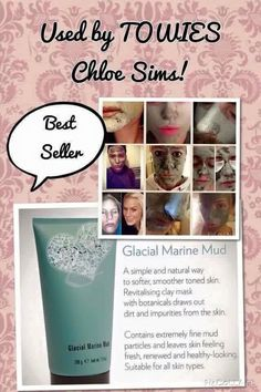 Everyone loves our marine mud. Marine Mud Mask, Glacial Marine Mud, Clear Pores, Clay Masks, Eyeshadow, How To Apply, Nu Skin, Cosmetics, Ageing