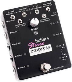 Buffer+ Stereo