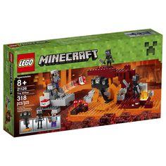 Import Lego Minecraft Lego Minecraft The Wither 21126 Parallel Import Goods Lego Minecraft, Minecraft Wither, Minecraft Buildings, Minecraft Stuff, Minecraft Skins, Lego Batman 2, Lego Marvel, Lego Technic, Lego Sets