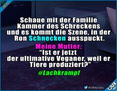 Der ultimative Veganer? #HarryPotter #Veganerwitz #nurSpaß #Humor #Spass