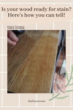 Staining Wood Furniture, Painting Furniture, Dixie Belle Paint, Mineral Paint, The Fresh, Save Yourself, Diy Projects, Stains, Decor Ideas